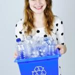 Commercial waste bin