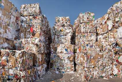 Paper Recycling London