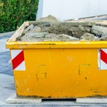 Rubbish skip to hire